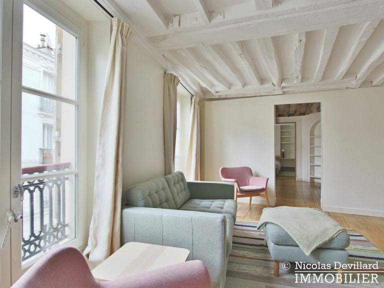 Bonne NouvelleHauteville – Plan parfait, charme et lumière – 75010 Paris (18)