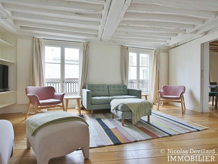 Bonne NouvelleHauteville – Plan parfait, charme et lumière – 75010 Paris (33)