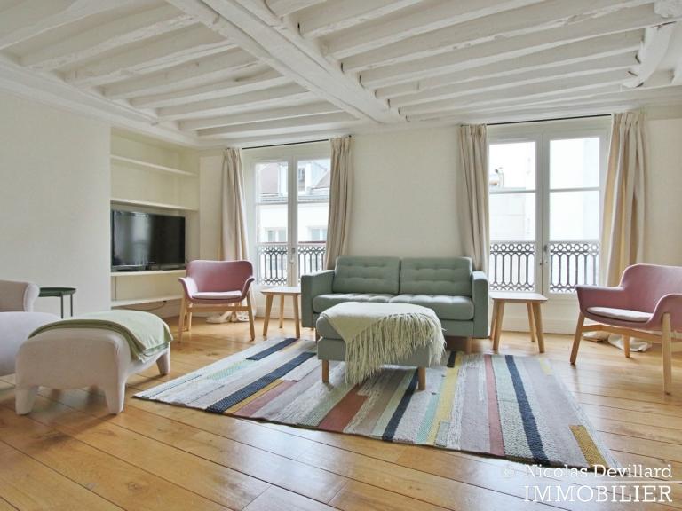 Bonne NouvelleHauteville – Plan parfait, charme et lumière – 75010 Paris (37)