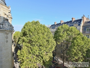 Parc Monceau – Grande réception et belle vue à deux pas du parc – 75008 Paris (15)