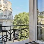 Parc Monceau – Grande réception et belle vue à deux pas du parc – 75008 Paris (17)