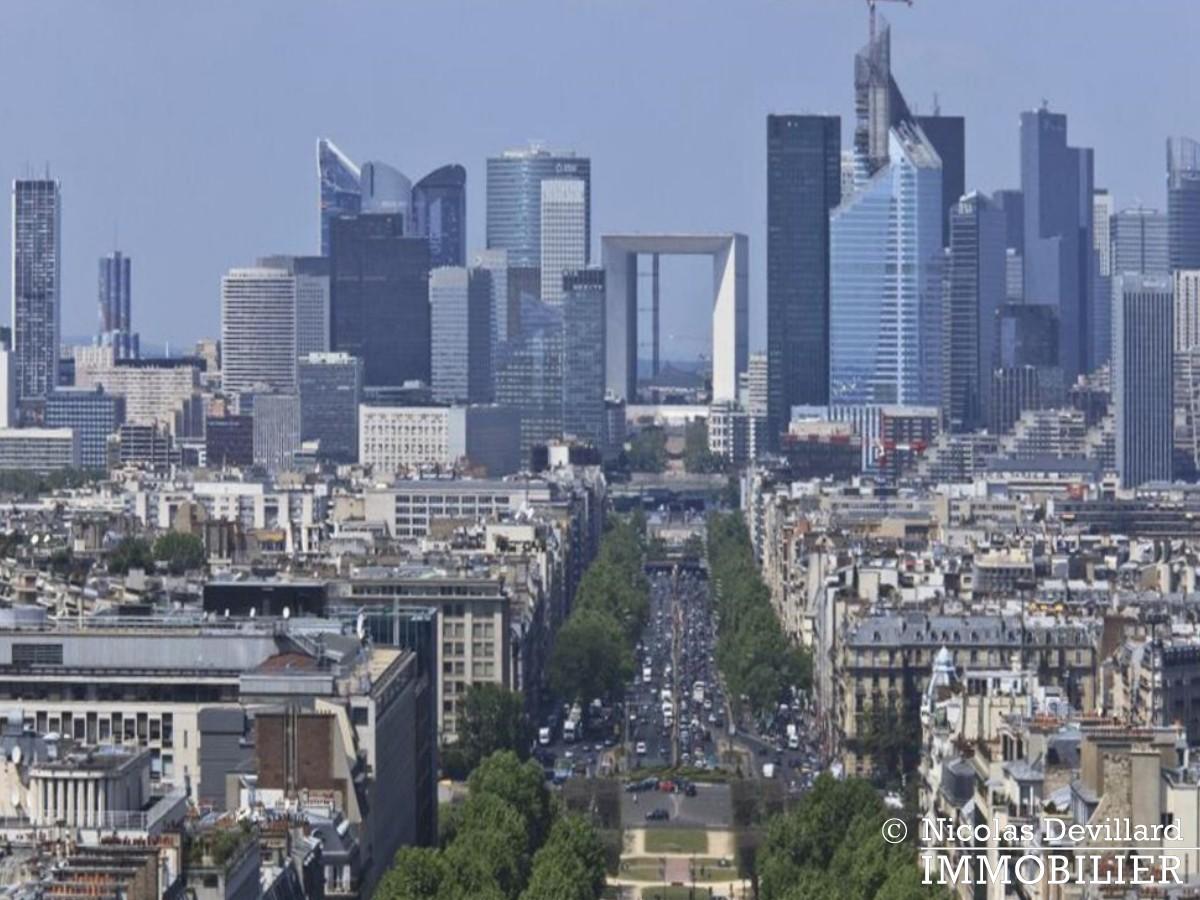 Saint JamesBois de Boulogne – Belle réception et calme sur jardins – 92200 Neuilly sur Seine (1)