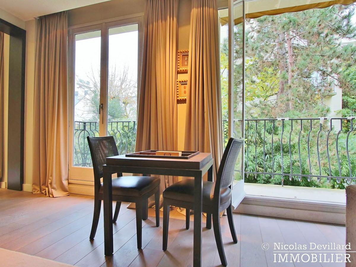 Saint JamesBois de Boulogne – Belle réception et calme sur jardins – 92200 Neuilly sur Seine (11)