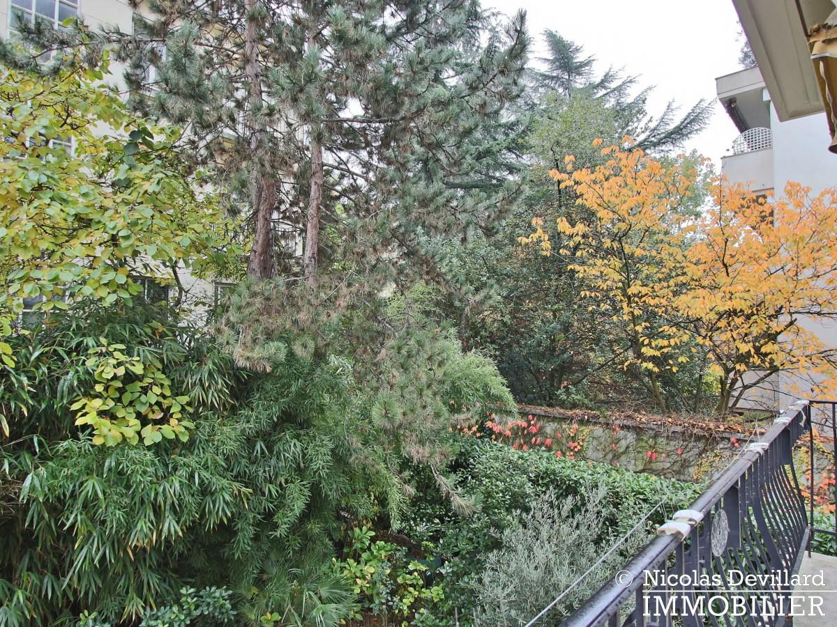 Saint JamesBois de Boulogne – Belle réception et calme sur jardins – 92200 Neuilly sur Seine (12)