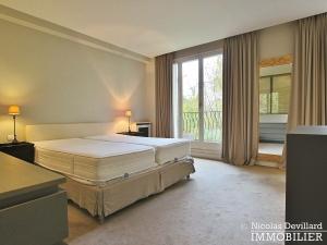 Saint JamesBois de Boulogne – Belle réception et calme sur jardins – 92200 Neuilly sur Seine (19)