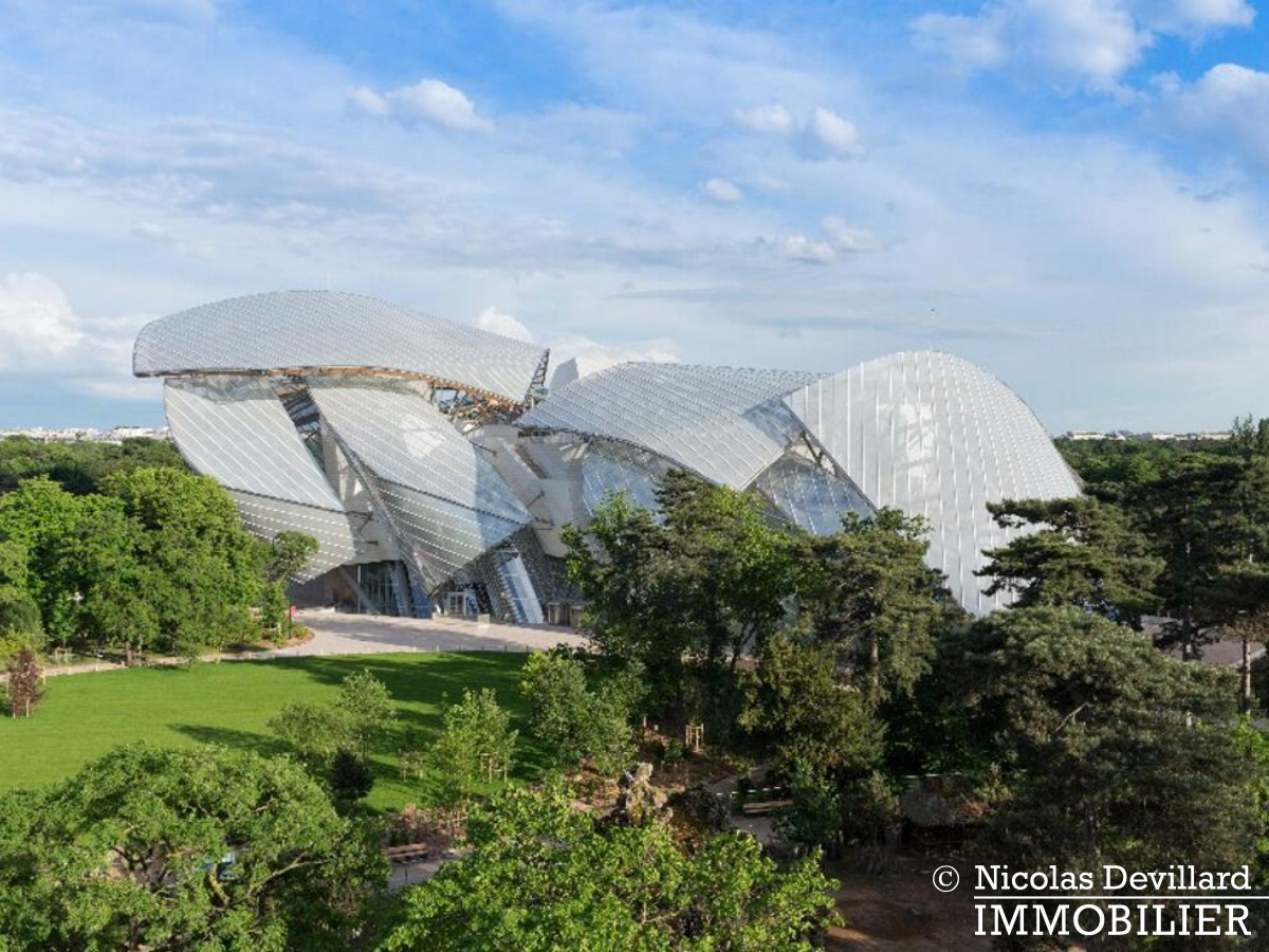 Saint JamesBois de Boulogne – Belle réception et calme sur jardins – 92200 Neuilly sur Seine (2)