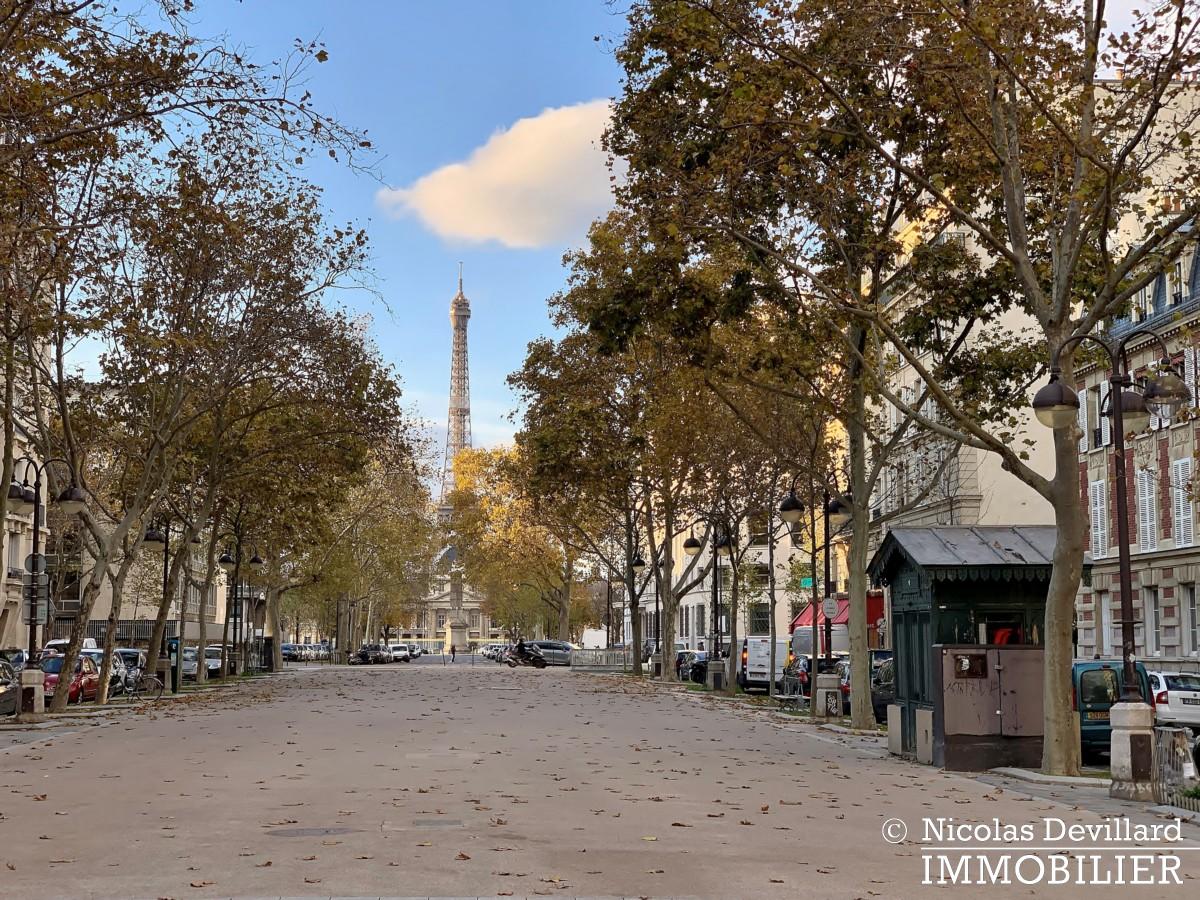 SaxePlace de Breteuil – Rénové, vue dégagée et plein soleil – 75007 Paris (28)