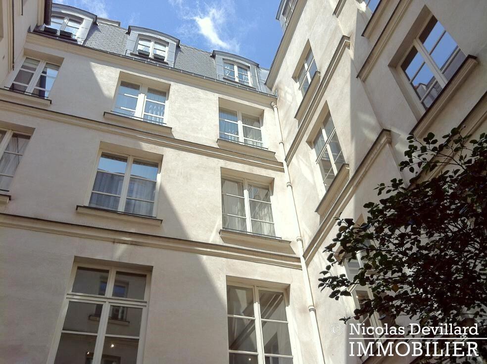 Village Montorgueil – Lumière, HSP et parquet – 75001 Paris (20)