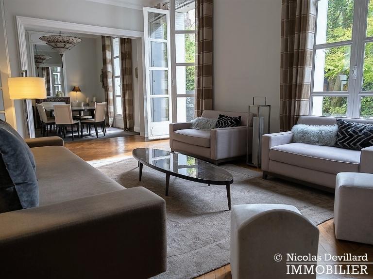 Saint-JamesBois – Somptueux hôtel particulier plein sud avec jardin – 92200 Neuilly-sur-Seine (14)
