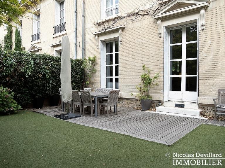 Saint-JamesBois – Somptueux hôtel particulier plein sud avec jardin – 92200 Neuilly-sur-Seine (16)
