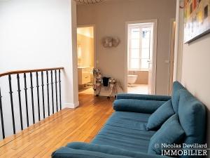 Saint JamesBois – Somptueux hôtel particulier plein sud avec jardin – 92200 Neuilly sur Seine (18)