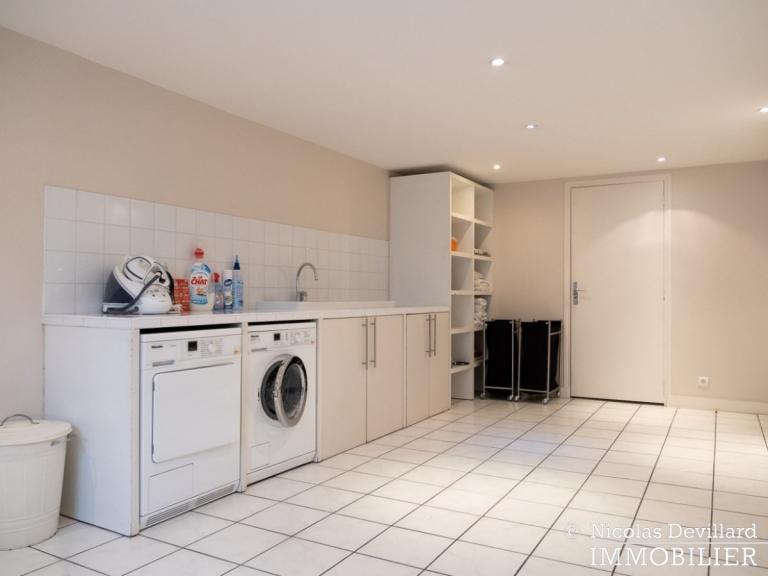Saint-JamesBois – Somptueux hôtel particulier plein sud avec jardin – 92200 Neuilly-sur-Seine (2)