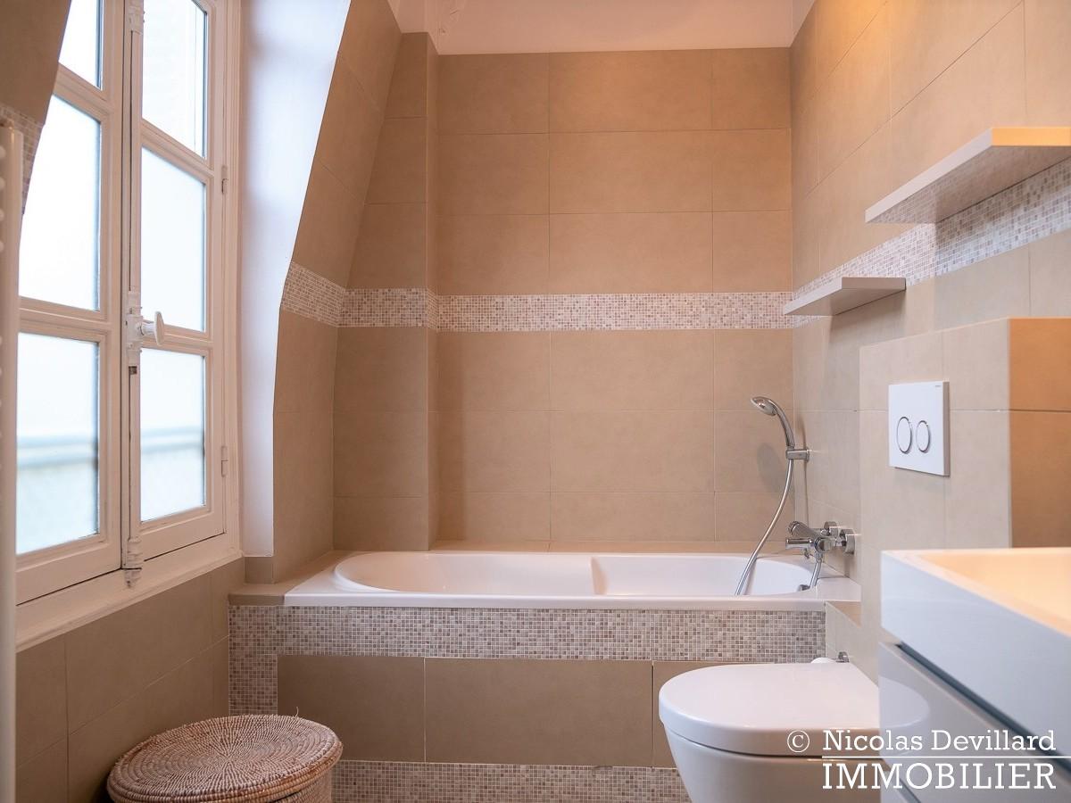 Saint JamesBois – Somptueux hôtel particulier plein sud avec jardin – 92200 Neuilly sur Seine (20)