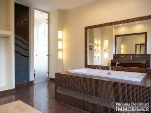 Saint JamesBois – Somptueux hôtel particulier plein sud avec jardin – 92200 Neuilly sur Seine (22)