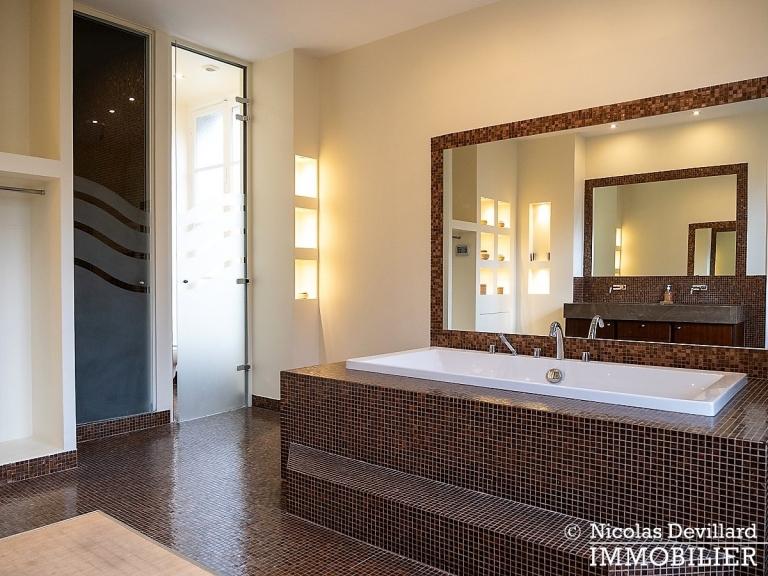 Saint-JamesBois – Somptueux hôtel particulier plein sud avec jardin – 92200 Neuilly-sur-Seine (22)