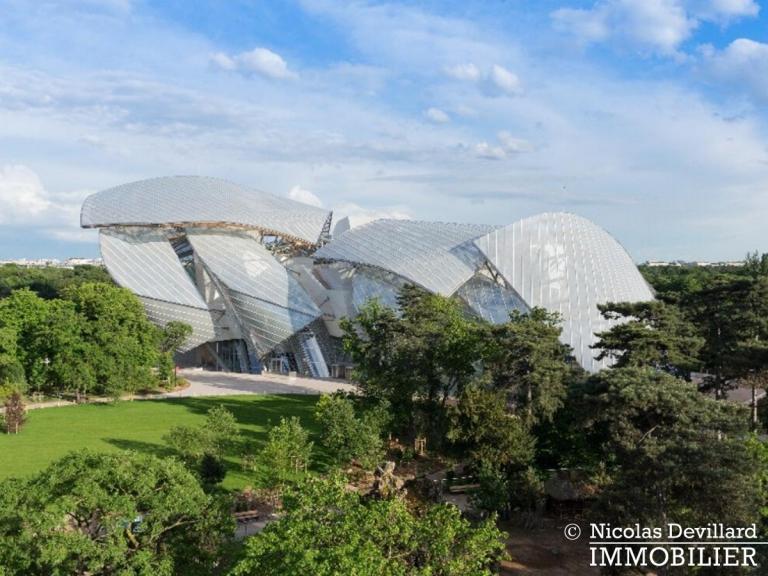 Saint-JamesBois – Somptueux hôtel particulier plein sud avec jardin – 92200 Neuilly-sur-Seine (29)