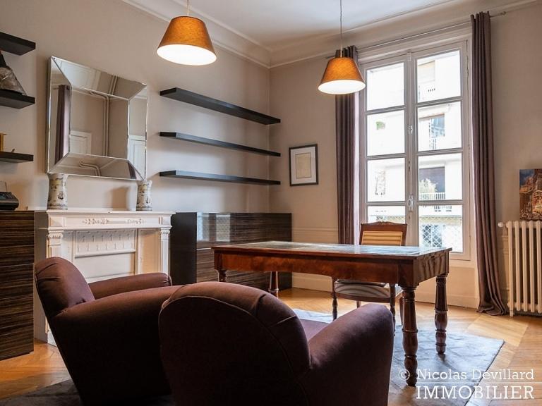 Saint-JamesBois – Somptueux hôtel particulier plein sud avec jardin – 92200 Neuilly-sur-Seine (3)