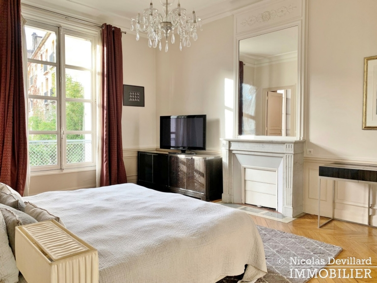 Saint-JamesBois – Somptueux hôtel particulier plein sud avec jardin – 92200 Neuilly-sur-Seine (36)