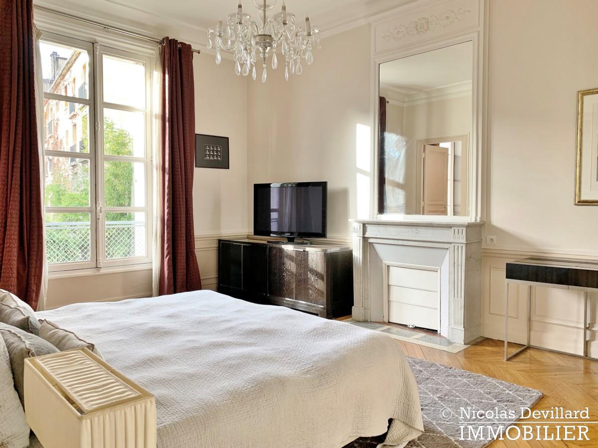 Saint JamesBois – Somptueux hôtel particulier plein sud avec jardin – 92200 Neuilly sur Seine (36)