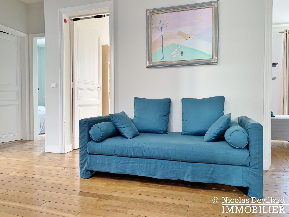 Saint JamesBois – Somptueux hôtel particulier plein sud avec jardin – 92200 Neuilly sur Seine (37)