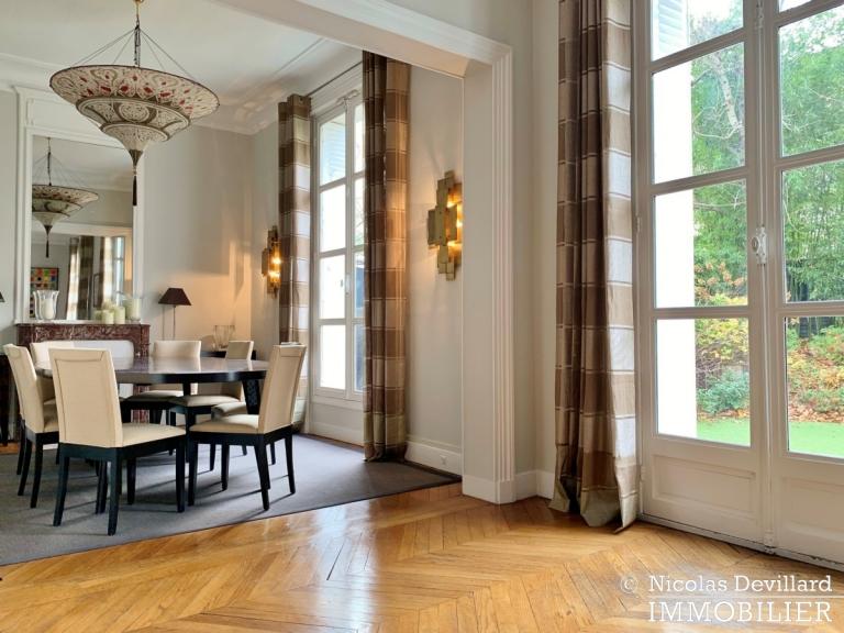 Saint-JamesBois – Somptueux hôtel particulier plein sud avec jardin – 92200 Neuilly-sur-Seine (42)