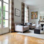 Saint JamesBois – Somptueux hôtel particulier plein sud avec jardin – 92200 Neuilly sur Seine (43)