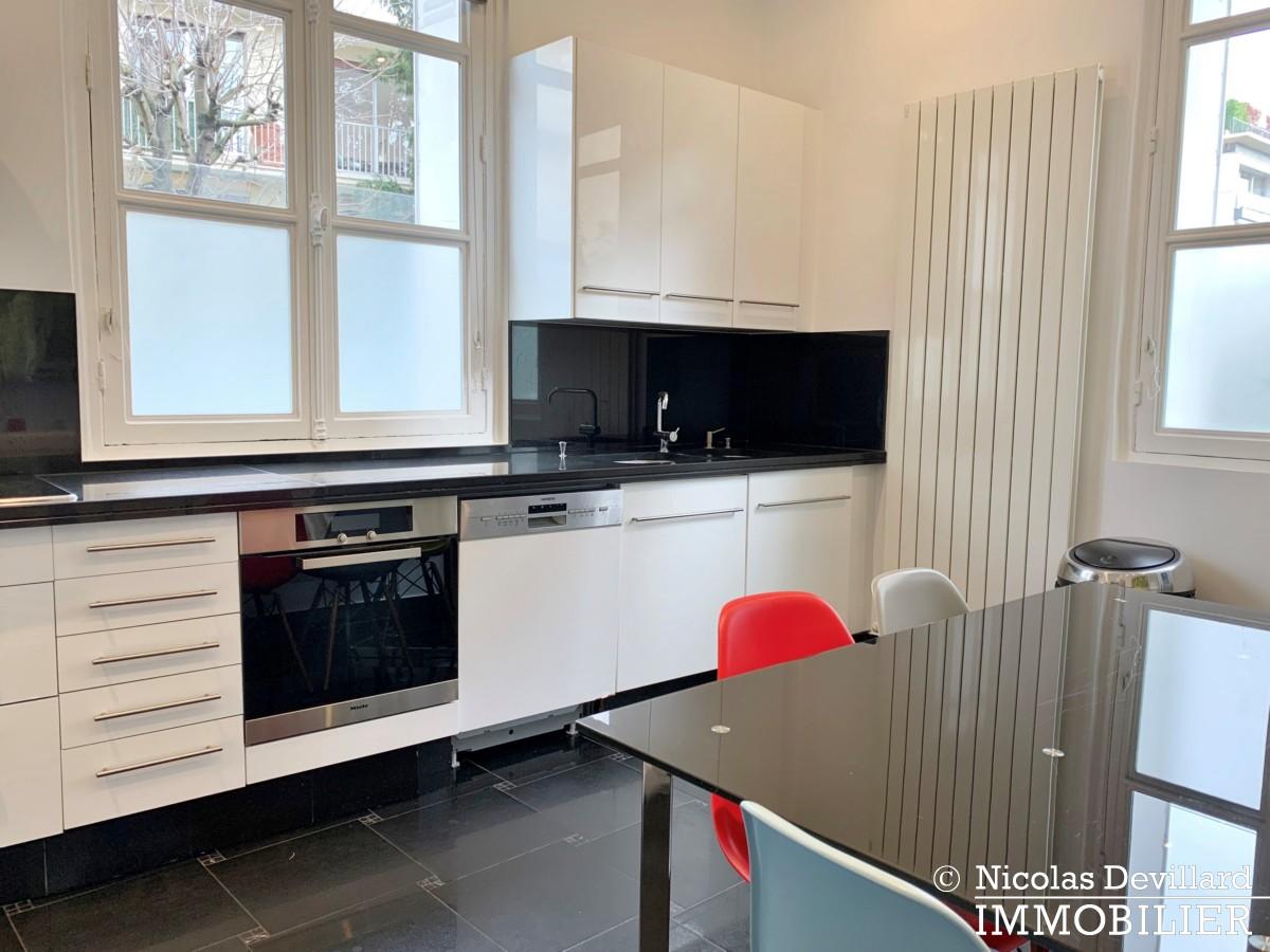 Saint JamesBois – Somptueux hôtel particulier plein sud avec jardin – 92200 Neuilly sur Seine (48)