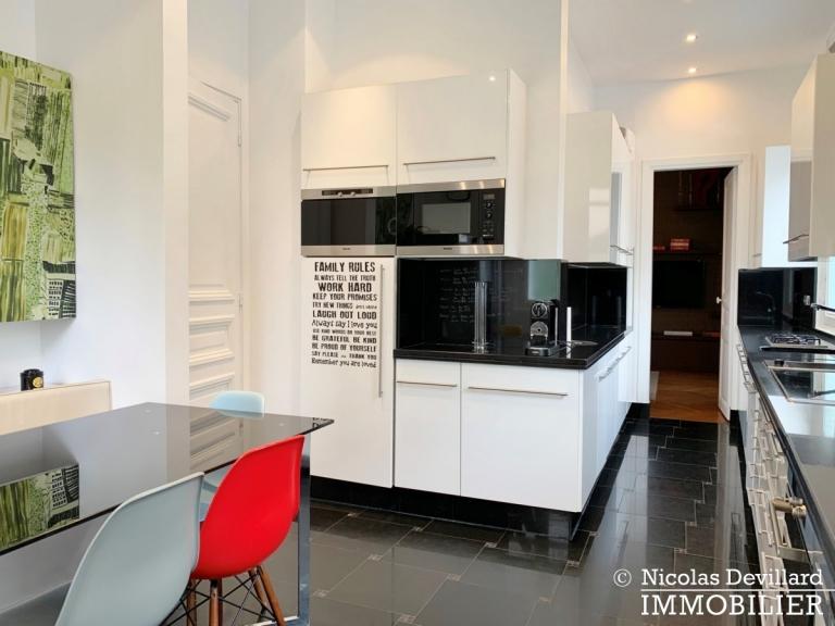 Saint-JamesBois – Somptueux hôtel particulier plein sud avec jardin – 92200 Neuilly-sur-Seine (50)