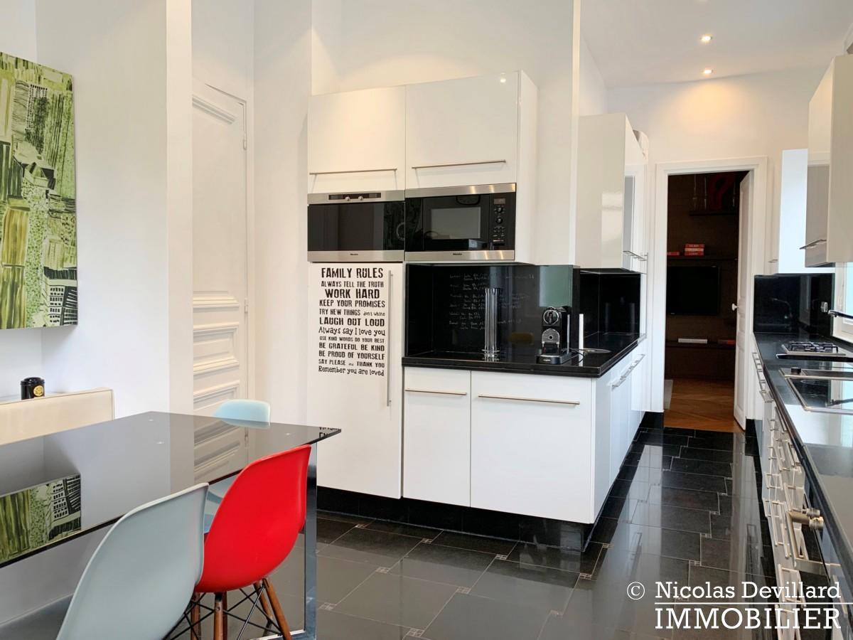 Saint JamesBois – Somptueux hôtel particulier plein sud avec jardin – 92200 Neuilly sur Seine (50)