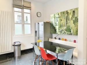 Saint JamesBois – Somptueux hôtel particulier plein sud avec jardin – 92200 Neuilly sur Seine (51)