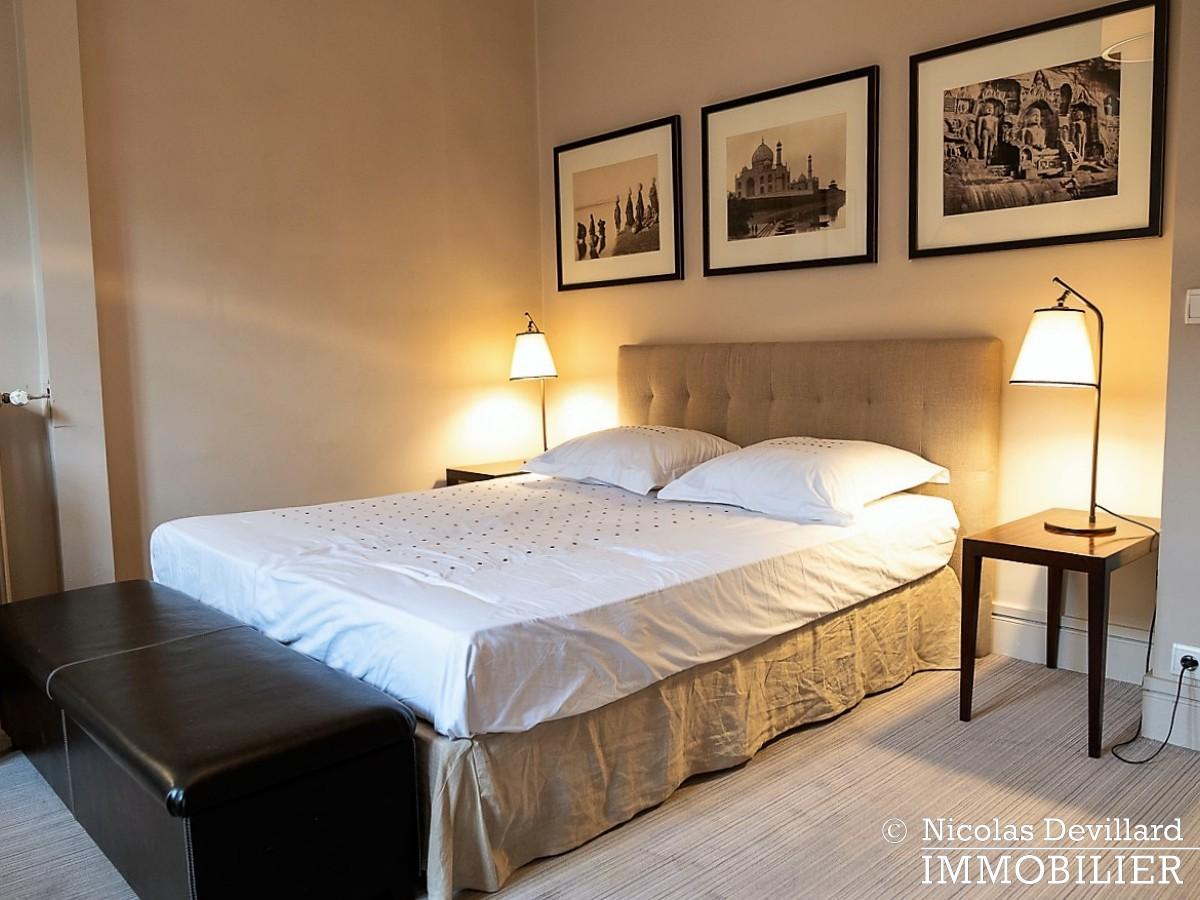 Saint JamesBois – Somptueux hôtel particulier plein sud avec jardin – 92200 Neuilly sur Seine (7)