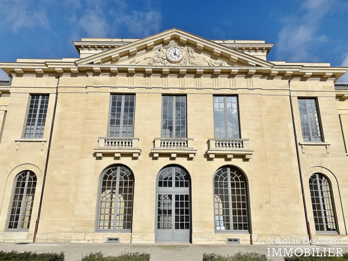 Carré Richaud – Volumes exceptionnels, calme et lumière – 78000 Versailles (3)
