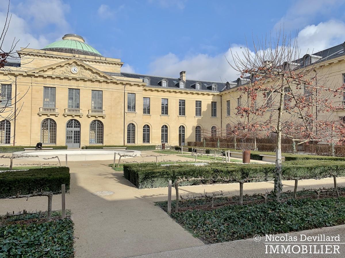Carré Richaud – Volumes exceptionnels, calme et lumière – 78000 Versailles (4)