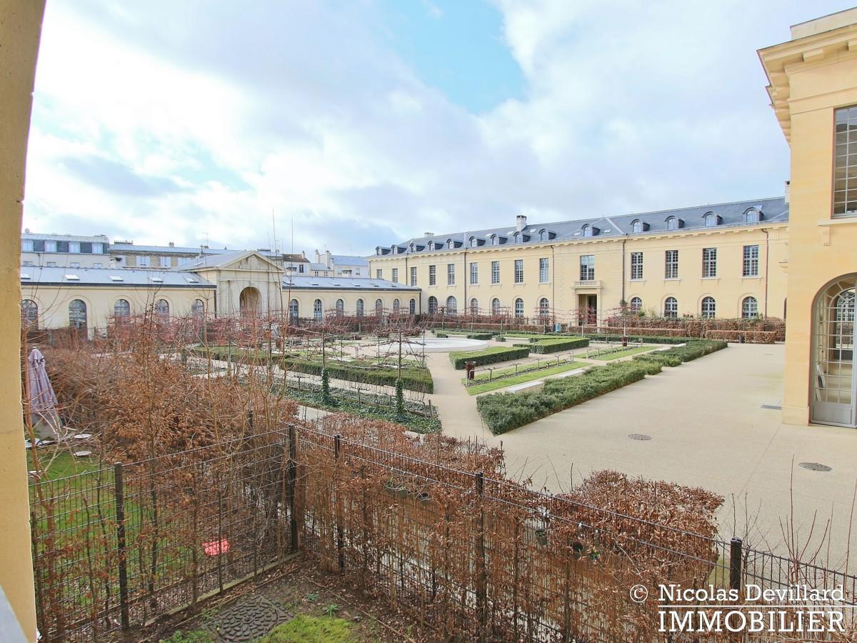 Carré Richaud – Volumes, jardin, calme et soleil – 78000 Versailles (27)