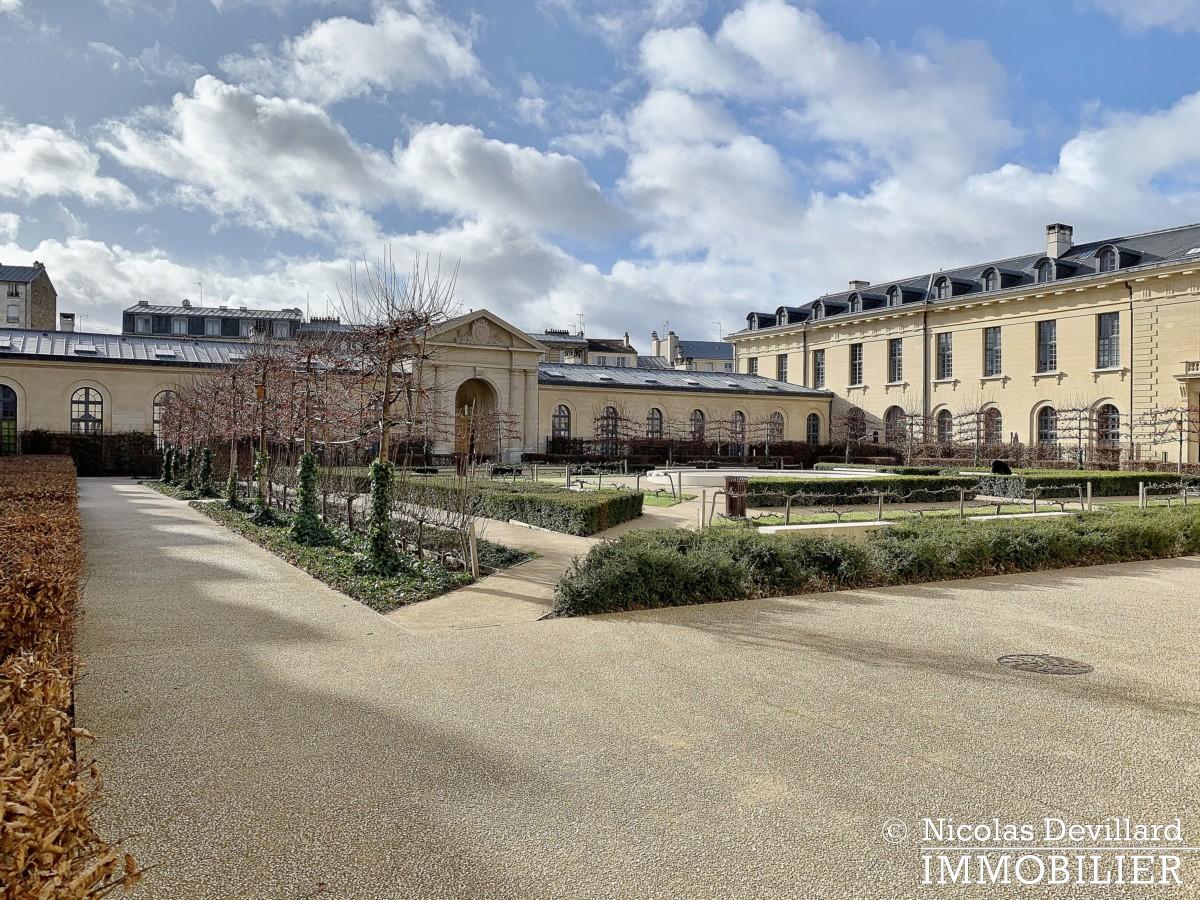 Carré Richaud – Volumes, jardin, calme et soleil – 78000 Versailles (43)