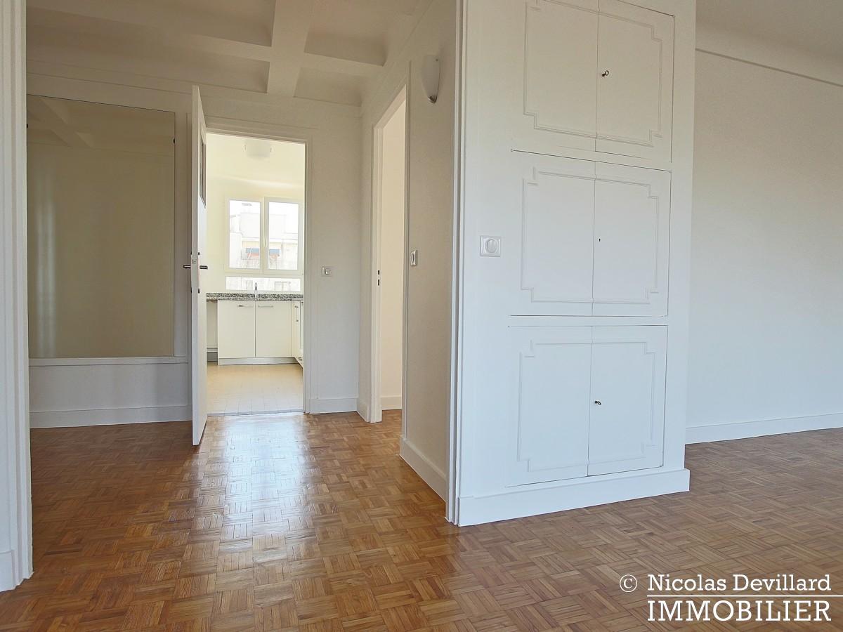 Porte de Saint Cloud – Vue dégagée, rénové et ensoleillé – 75016 Paris (1)