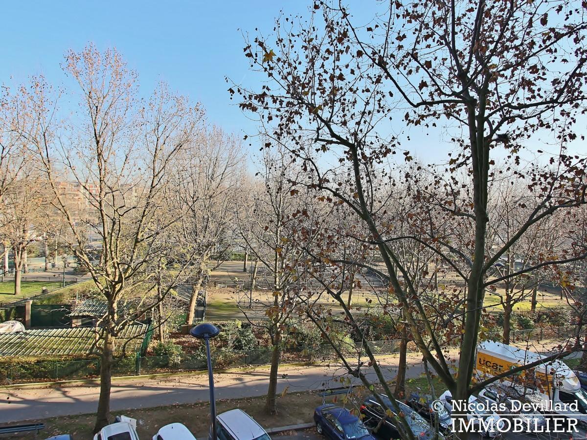 Porte de Saint Cloud – Vue dégagée, rénové et ensoleillé – 75016 Paris (14)