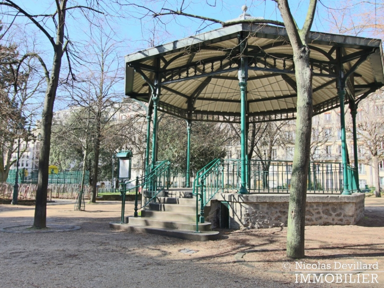 EpinettesGuy Môquet – Deux pièces en étage élevé, calme et lumineux – 75017 Paris (1)