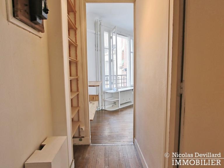 EpinettesGuy Môquet – Deux pièces en étage élevé, calme et lumineux – 75017 Paris (12)