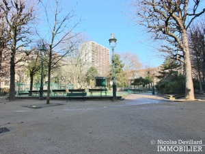 EpinettesGuy Môquet – Deux pièces en étage élevé, calme et lumineux – 75017 Paris (25)