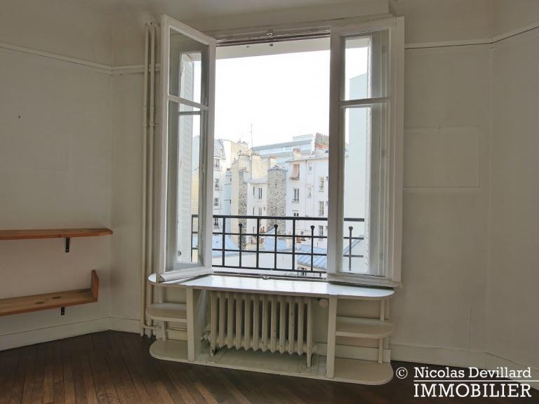 EpinettesGuy Môquet – Deux pièces en étage élevé, calme et lumineux – 75017 Paris (8)