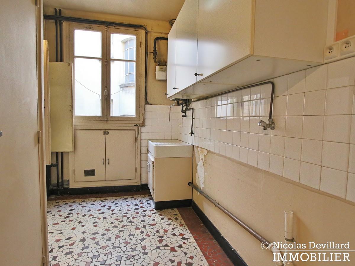 EpinettesGuy Môquet – Deux pièces en étage élevé, calme et lumineux – 75017 Paris (9)
