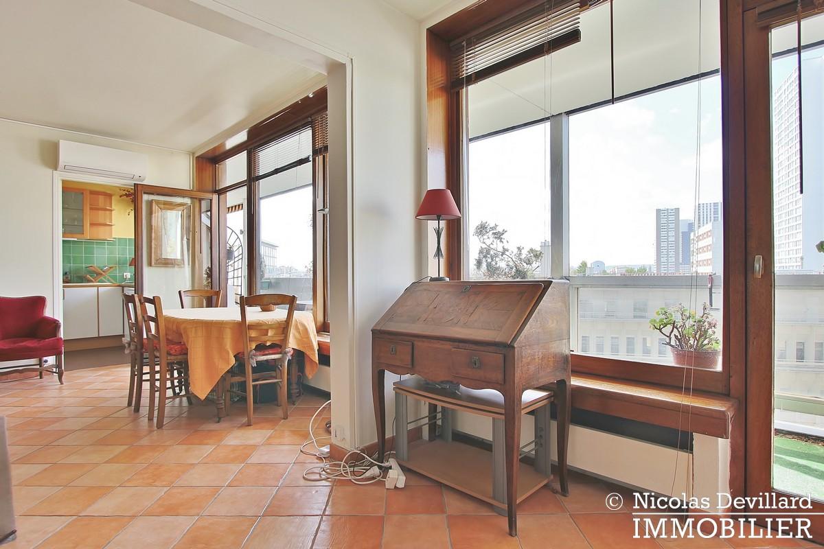BeaugrenelleDupleix – Vue dégagée, plein soleil et terrasse – 75015 Paris (17)