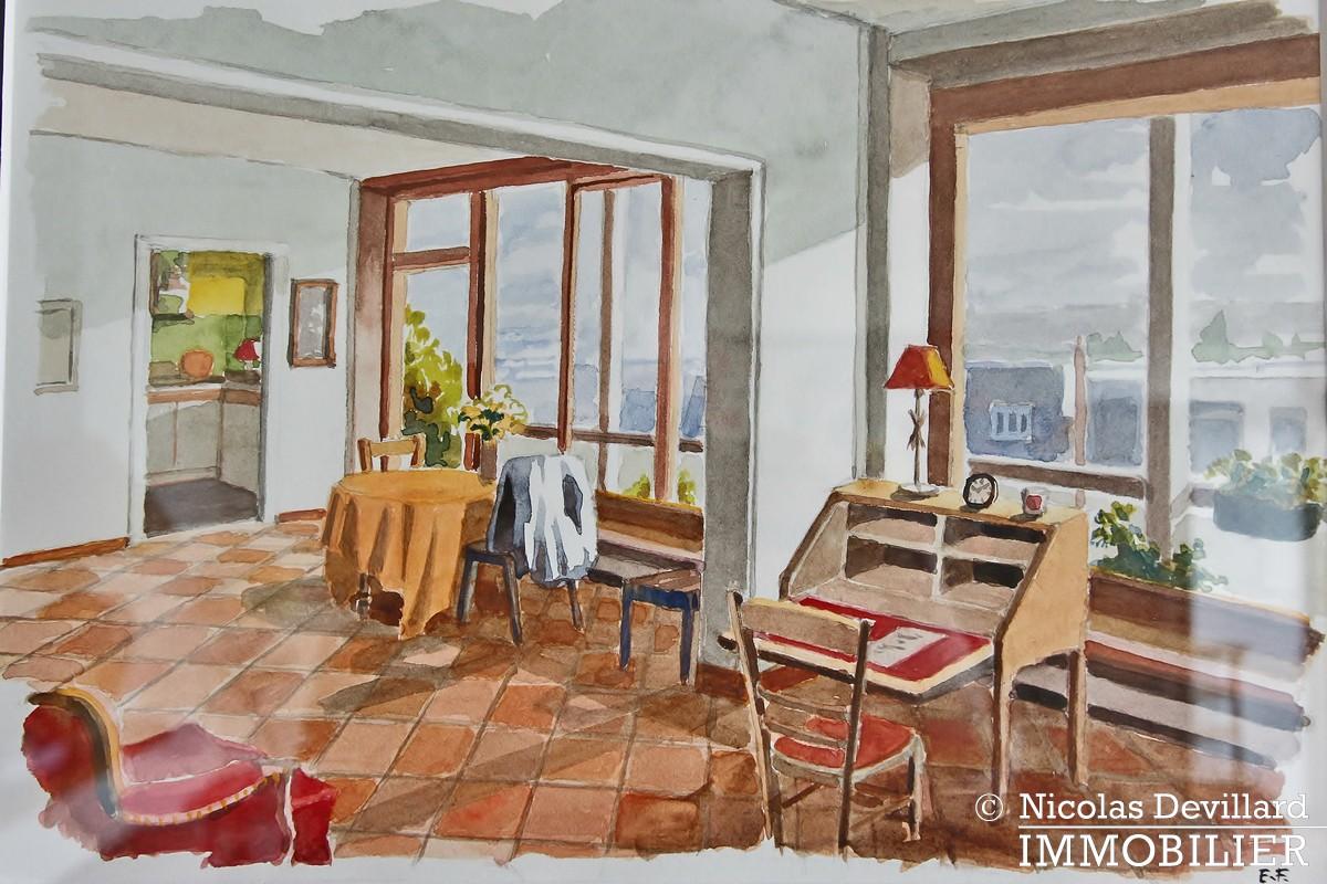 BeaugrenelleDupleix – Vue dégagée, plein soleil et terrasse – 75015 Paris (21)