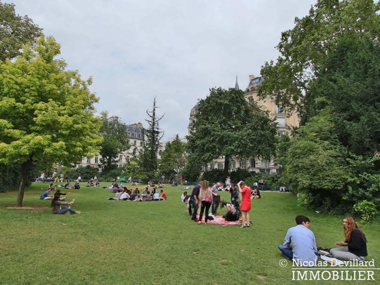 Haut-MaraisSquare du Temple – Dernier étage rénové avec vue – 75003 Paris (2)