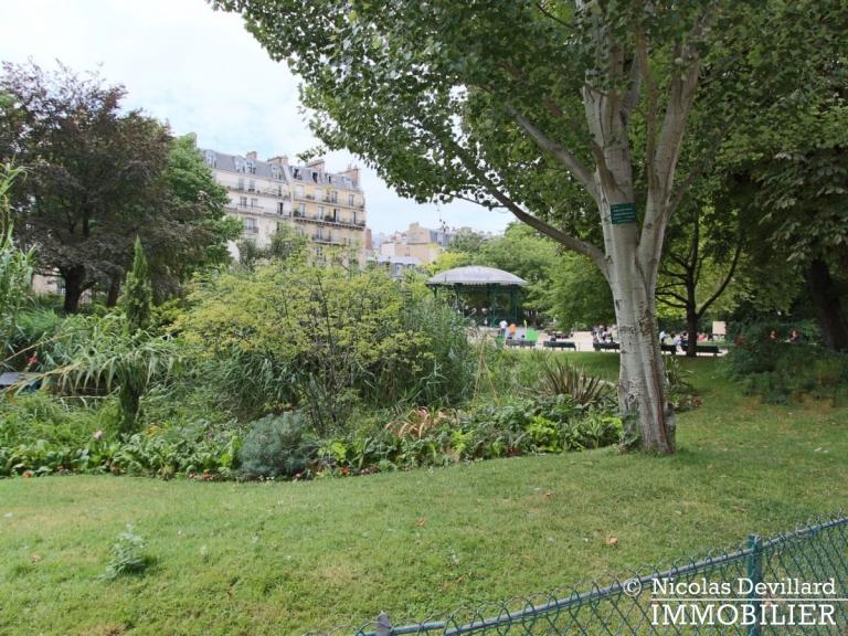 Haut-MaraisSquare du Temple – Dernier étage rénové avec vue – 75003 Paris (30)