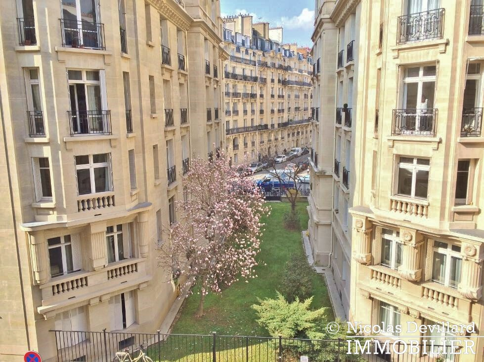 Place de Breteuil – Classique parisien calme et vue dégagé 75015 Paris (1)