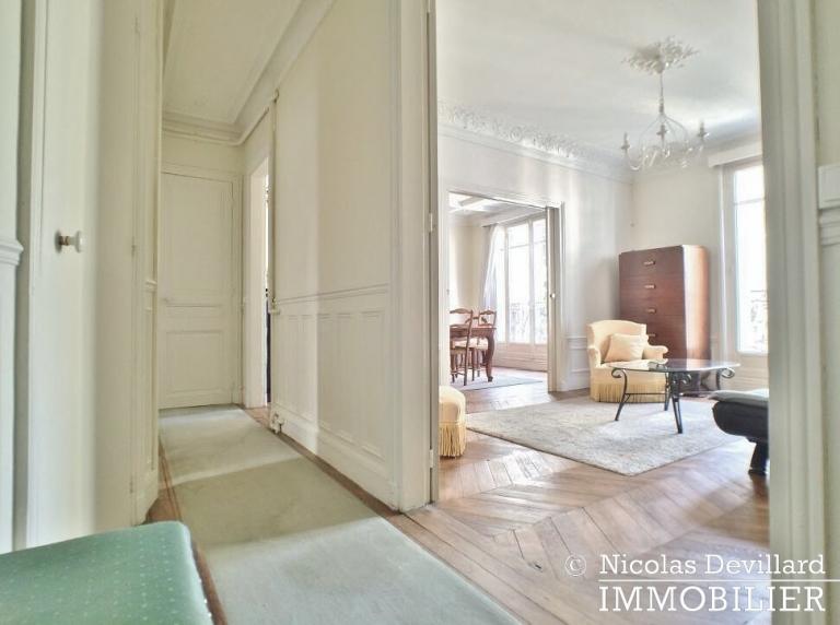 Place de Breteuil – Classique parisien calme et vue dégagé - 75015 Paris (19)