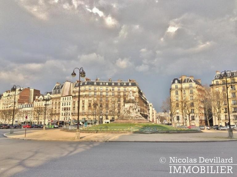 Place de Breteuil – Classique parisien calme et vue dégagé - 75015 Paris (20)