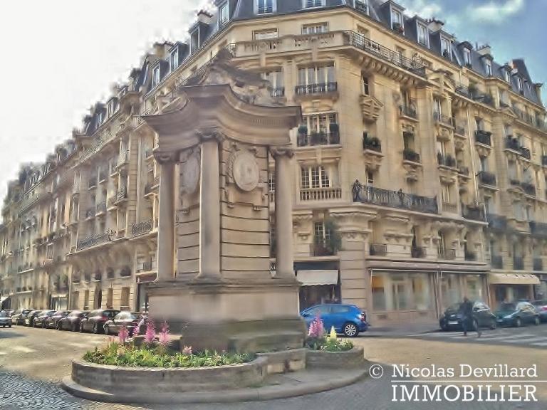Place de Breteuil – Classique parisien calme et vue dégagé - 75015 Paris (21)